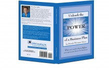 """Unleash Power of Business Plan"" book"