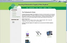 Cleaning & Restoration Supply new site