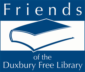Friends of the Duxbury Free Library logo