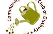 Community Garden Club Duxbury logo