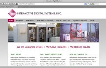 Interactive Digital Systems website
