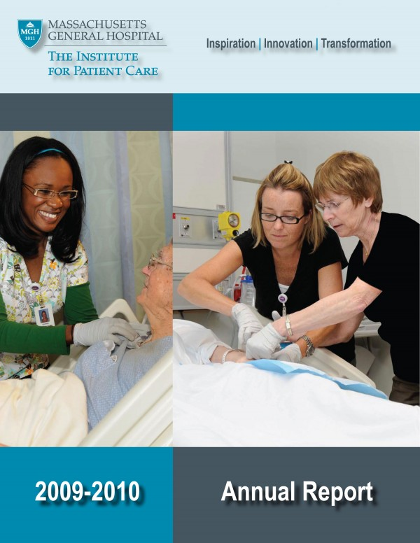 Massachusetts General Hospital Institute for Patient Care Annual Report