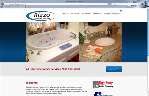 Rizzo Plumbing & Heating