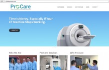 Shields ProCare website