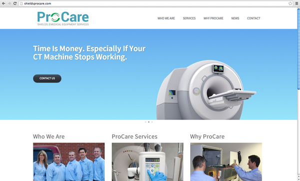 Shields ProCare, leading medical equipment services provider