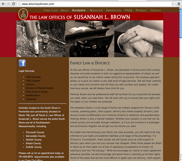 Attorney Susannah Brown Divorce Attorney Pembroke MA
