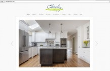 The Cabinetry new website
