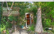 Tradewinds Cottage website