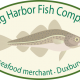 Snug Harbor Fish Company Logo