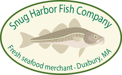Snug Harbor Fish Company Logo