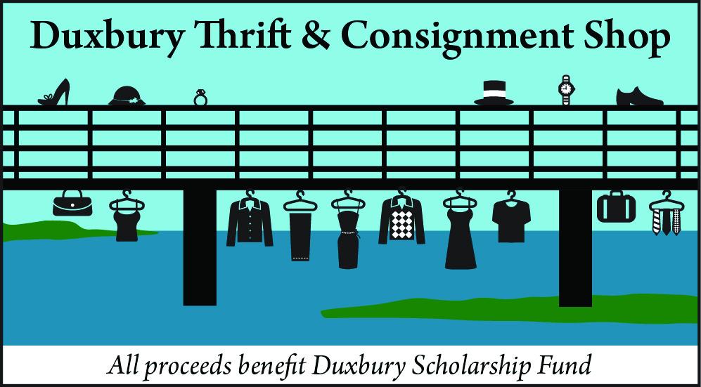 Duxbury Thrift Shop logo